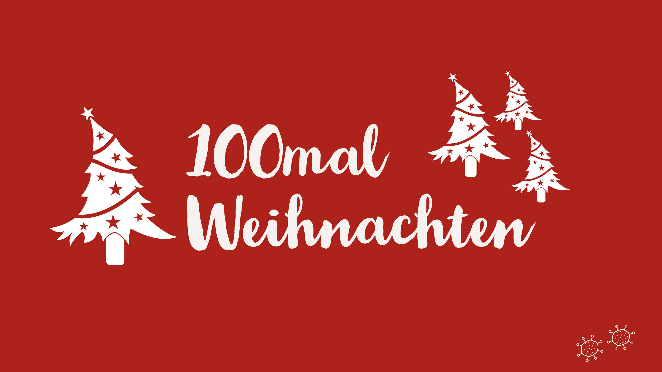 100mal Weihnachten