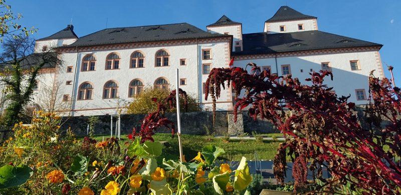 Virtueller Rundgang durch Schloss Augustusburg