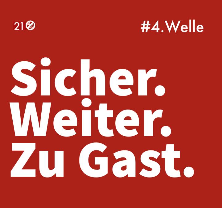 #4.Welle – Testzentrum bleibt vorerst in Betrieb
