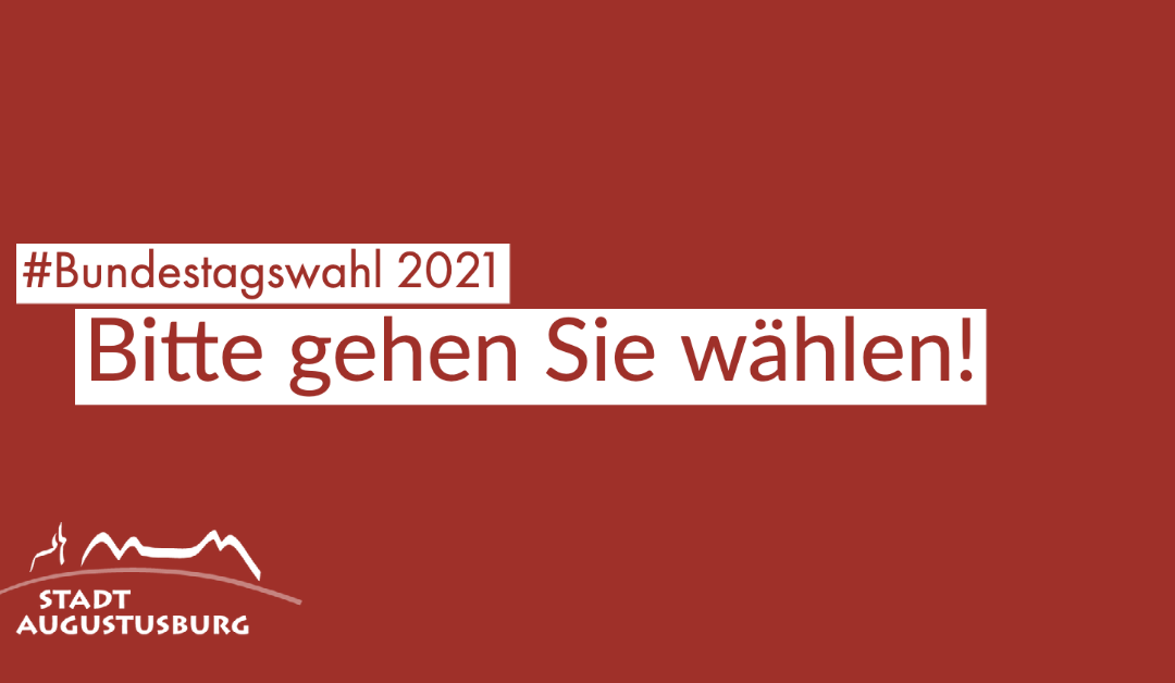 Hinweise zur Bundestagswahl 2021